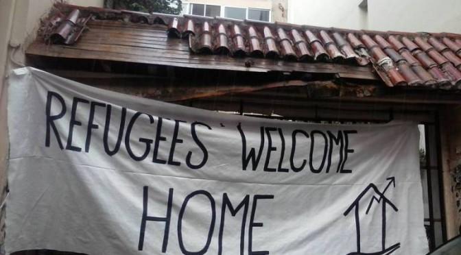 Solidaritätserklärung zur Besetzung in Athen